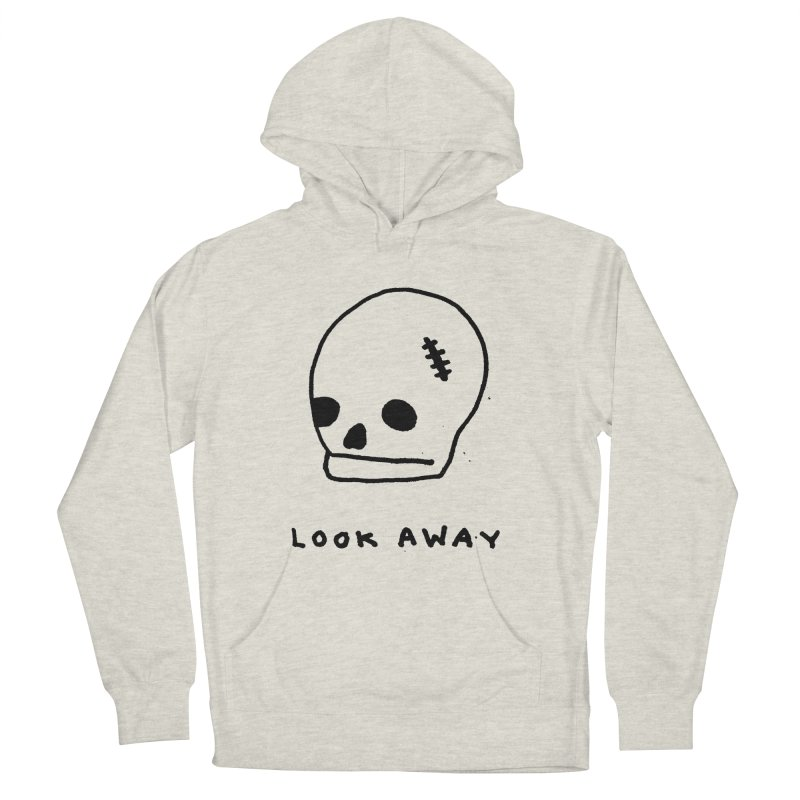 Look Away Women's Pullover Hoody by Garbage Party's Trash Talk & Apparel Shop