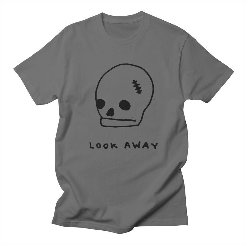 Look Away Men's T-shirt by Garbage Party's Trash Talk & Apparel Shop