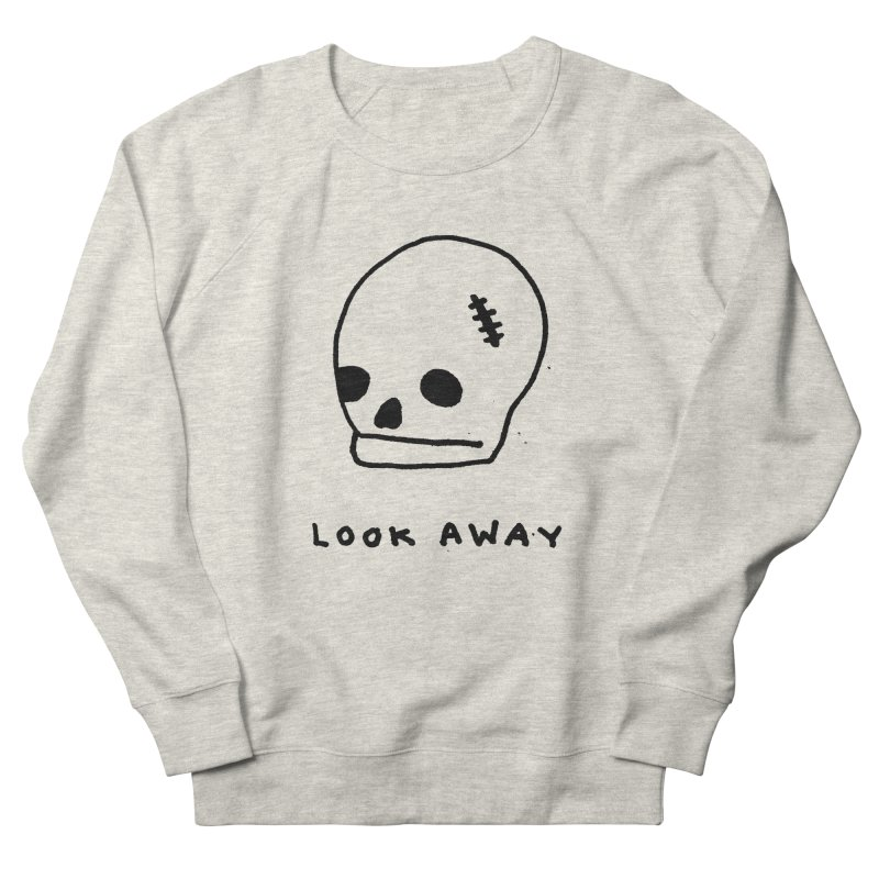 Look Away Men's Sweatshirt by Garbage Party's Trash Talk & Apparel Shop