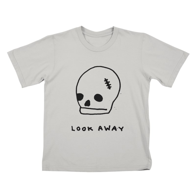 Look Away Kids T-shirt by Garbage Party's Trash Talk & Apparel Shop