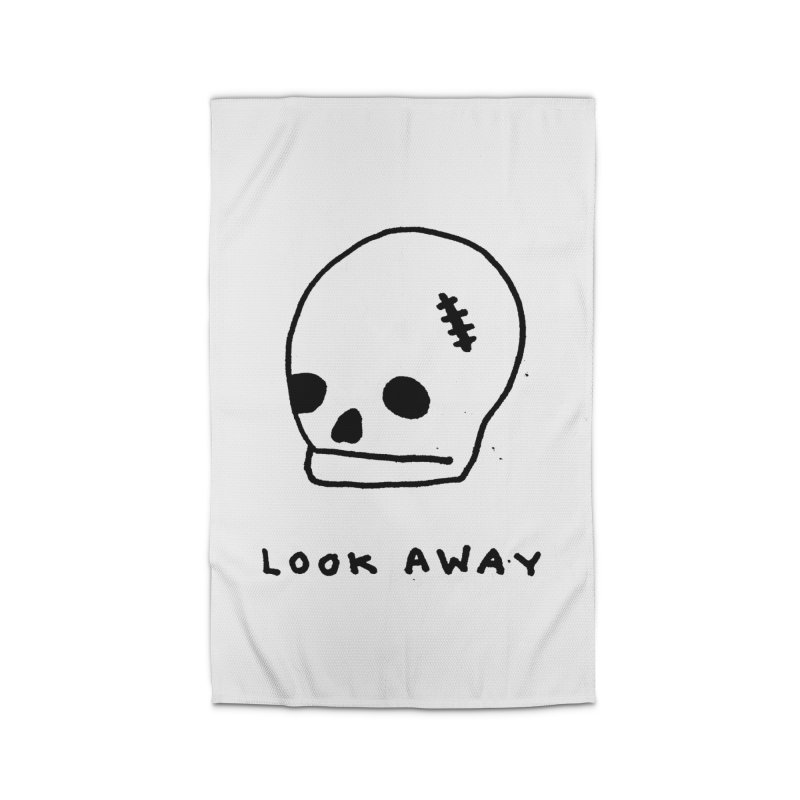 Look Away Home Rug by Garbage Party's Trash Talk & Apparel Shop