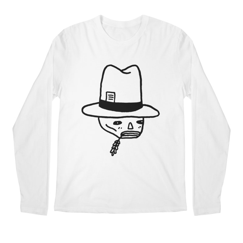 Get Off My Lawn Men's Regular Longsleeve T-Shirt by Garbage Party's Trash Talk & Apparel Shop