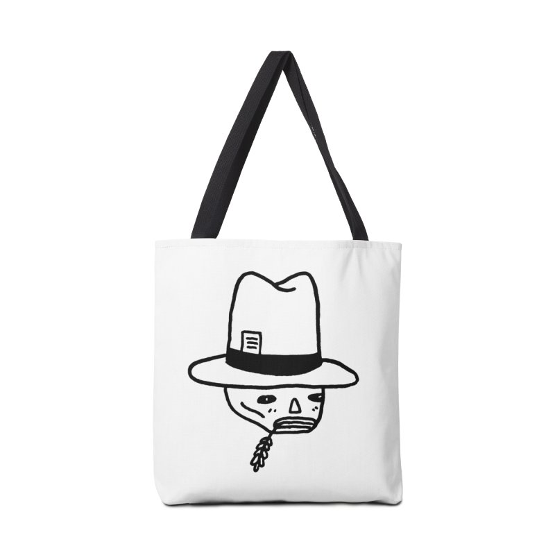 Get Off My Lawn Accessories Tote Bag Bag by Garbage Party's Trash Talk & Apparel Shop