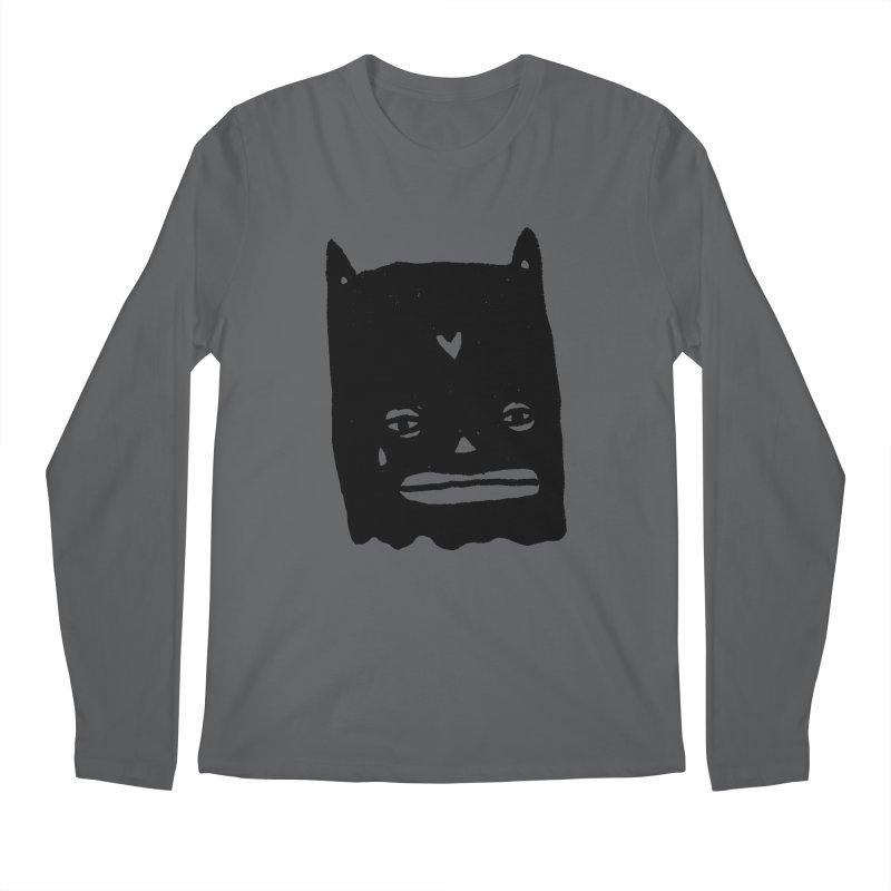 Go Easy Men's Longsleeve T-Shirt by Garbage Party's Trash Talk & Apparel Shop