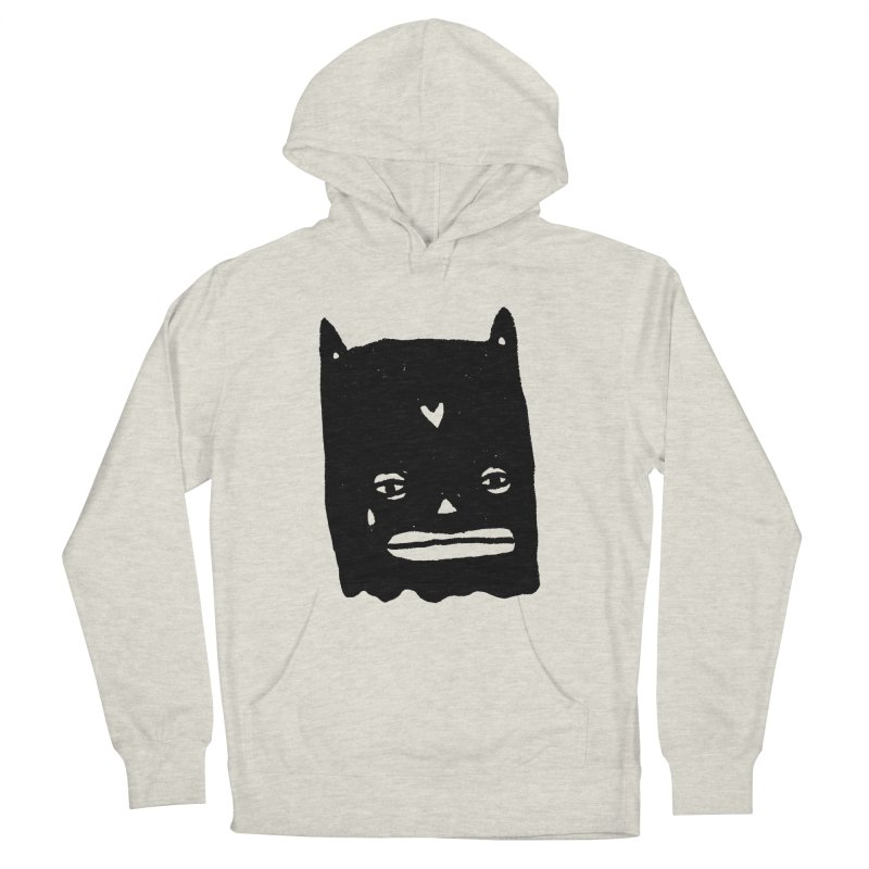 Go Easy Men's Pullover Hoody by Garbage Party's Trash Talk & Apparel Shop