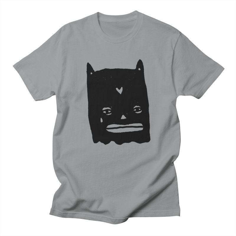 Go Easy Men's Regular T-Shirt by Garbage Party's Trash Talk & Apparel Shop