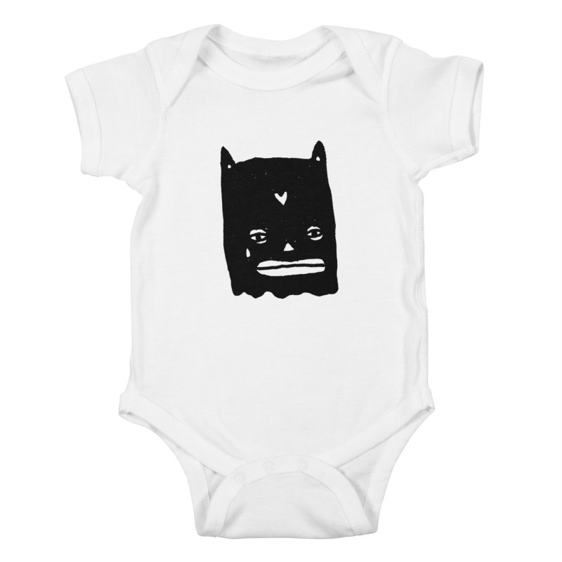 Go Easy Kids Baby Bodysuit by Garbage Party's Trash Talk & Apparel Shop