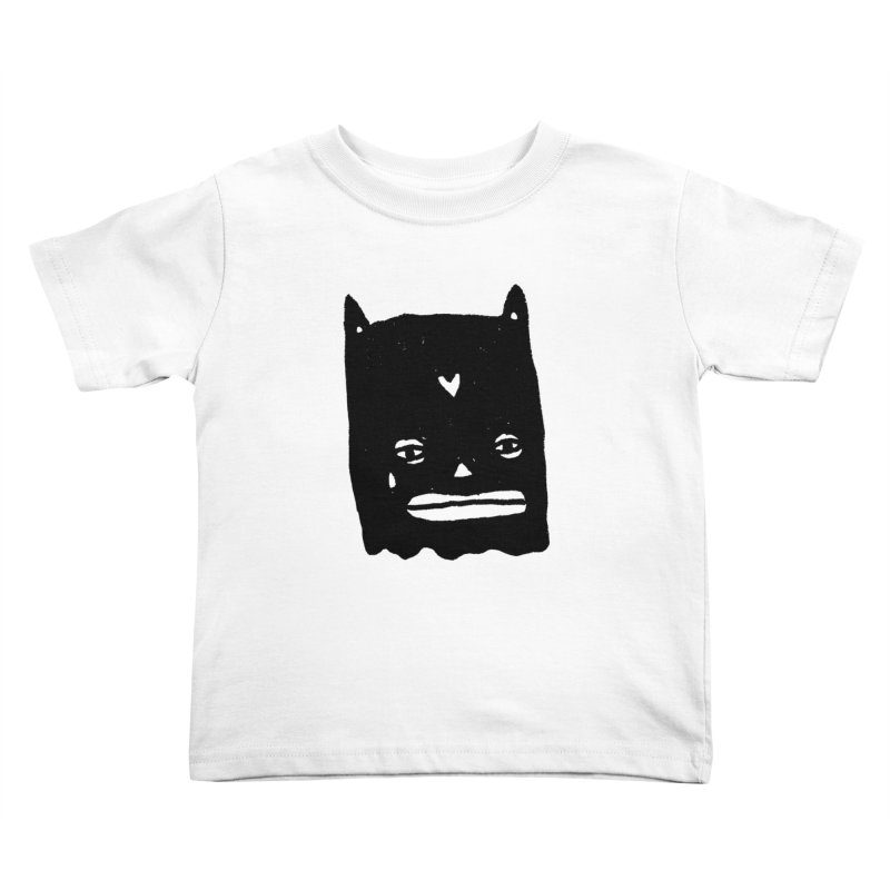 Go Easy Kids Toddler T-Shirt by Garbage Party's Trash Talk & Apparel Shop