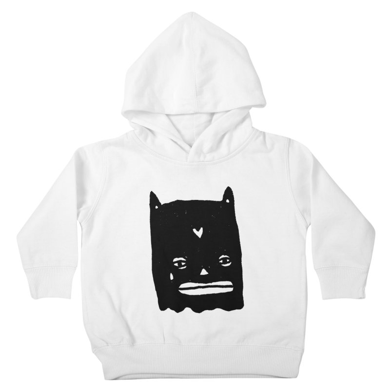 Go Easy Kids Toddler Pullover Hoody by Garbage Party's Trash Talk & Apparel Shop