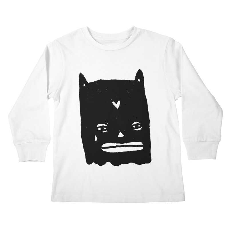 Go Easy Kids Longsleeve T-Shirt by Garbage Party's Trash Talk & Apparel Shop
