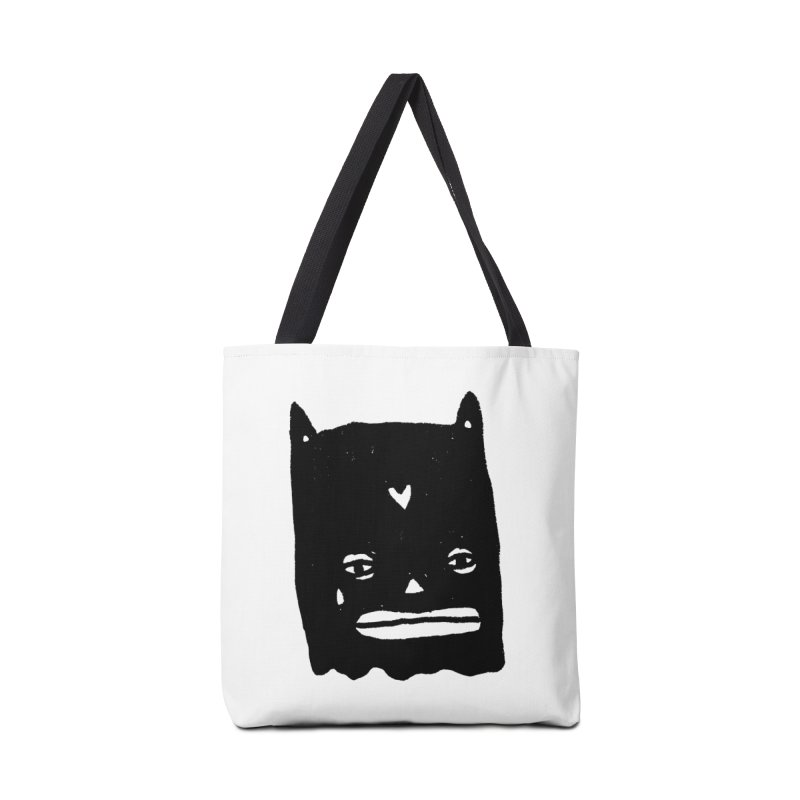 Go Easy Accessories Tote Bag Bag by Garbage Party's Trash Talk & Apparel Shop