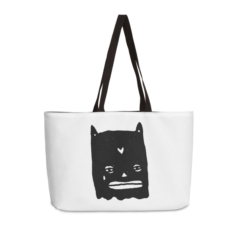 Go Easy Accessories Weekender Bag Bag by Garbage Party's Trash Talk & Apparel Shop