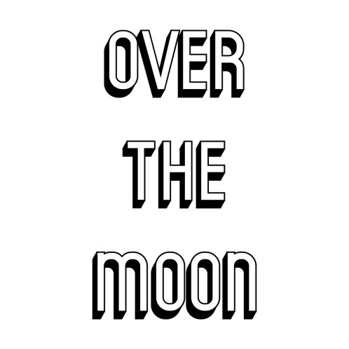 Design for Over The Moon
