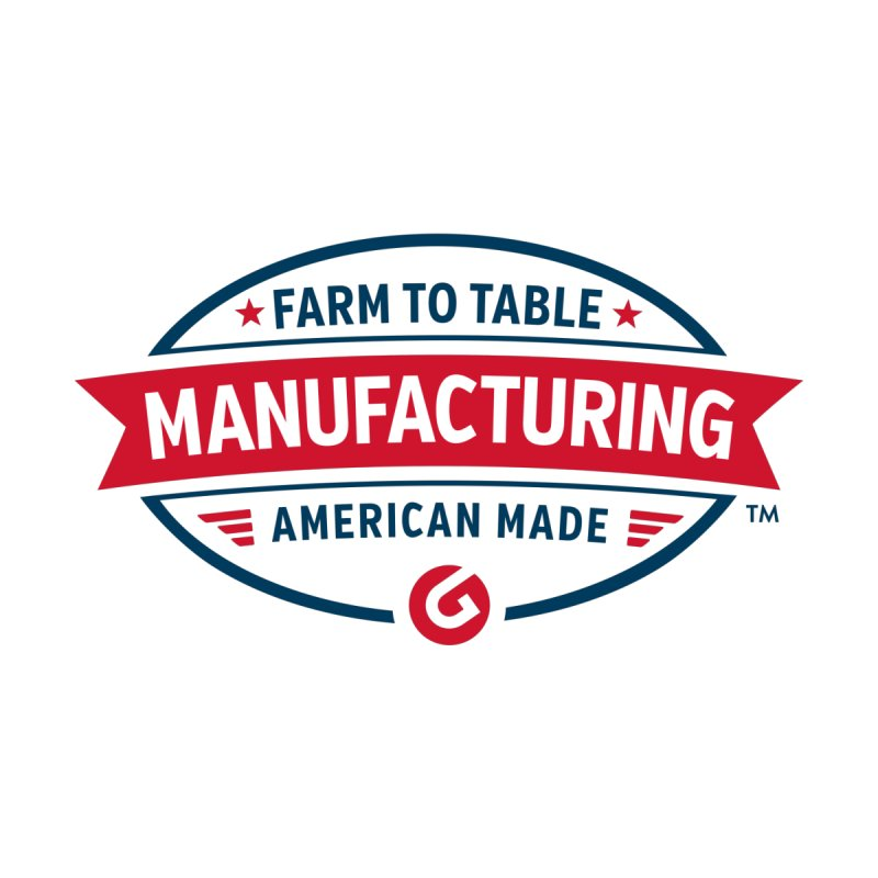Farm to Table Manufacturing Accessories Magnet by Gardner Business Media