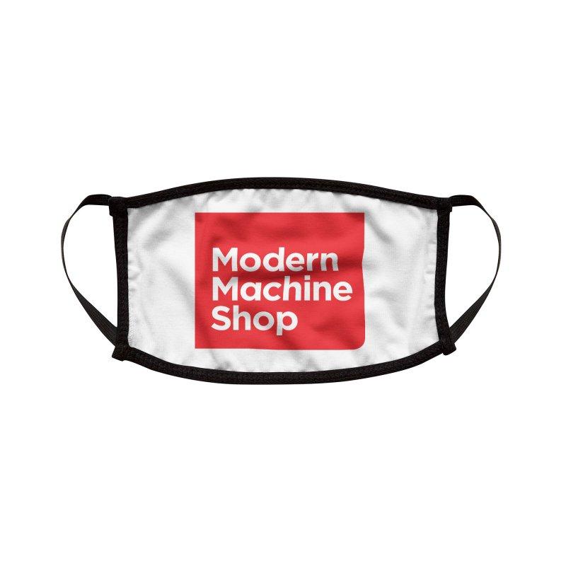 Modern Machine Shop Accessories Face Mask by Gardner Business Media