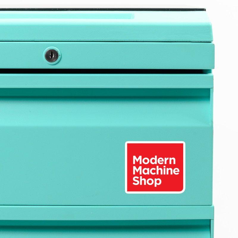 Modern Machine Shop Accessories Magnet by Gardner Business Media
