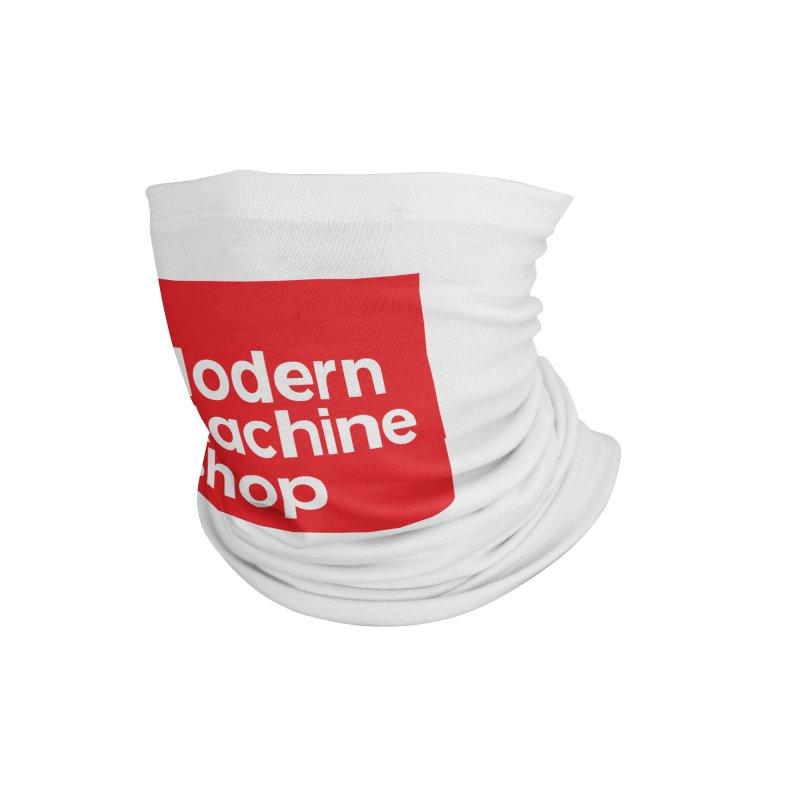 Modern Machine Shop Accessories Neck Gaiter by Gardner Business Media