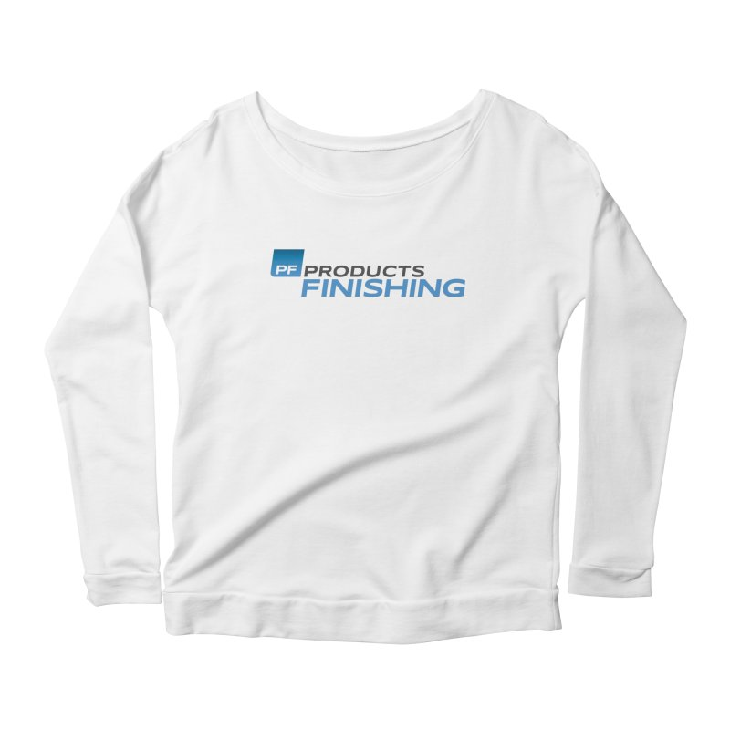 Products Finishing Women's Longsleeve T-Shirt by Gardner Business Media