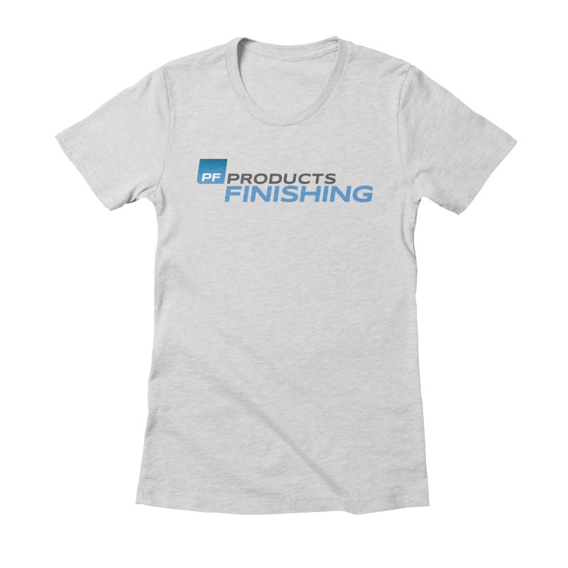 Products Finishing Women's T-Shirt by Gardner Business Media