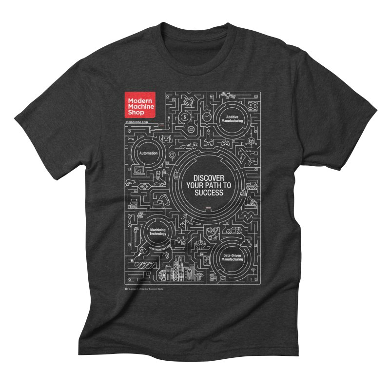 Discover Your Path To Success Men's T-Shirt by Gardner Business Media