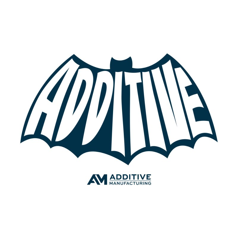 Additive Batman Men's T-Shirt by Gardner Business Media