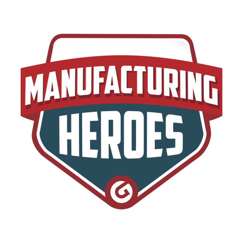 Manufacturing Heroes Men's T-Shirt by Gardner Business Media