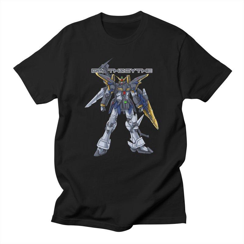 Deathscythe Gundam Men's T-Shirt by garistipis's Artist Shop