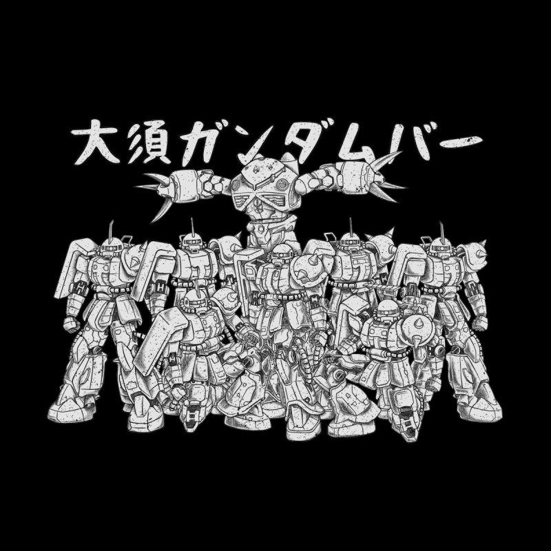Sieg Zeon Men's T-Shirt by garistipis