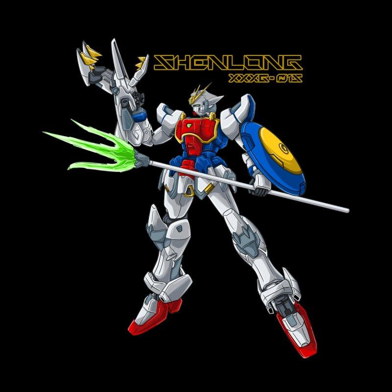 Gundam Shenlong XXXG-01S Men's T-Shirt by garistipis's Artist Shop