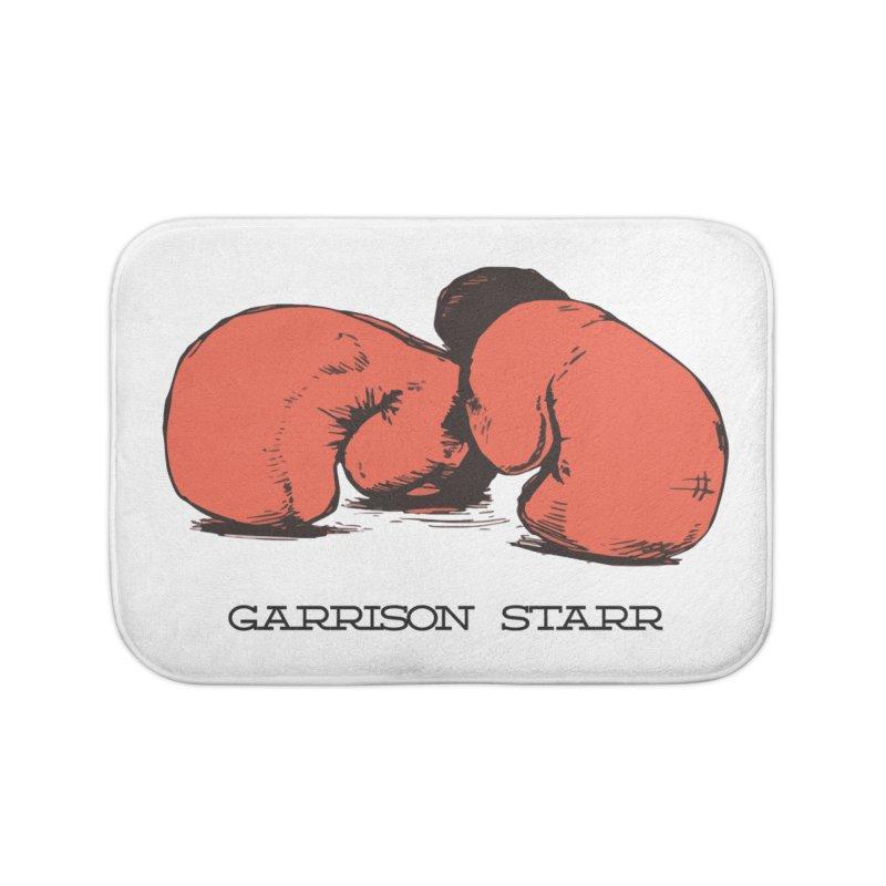 Amateur Gloves Home Bath Mat by Garrison Starr's Artist Shop