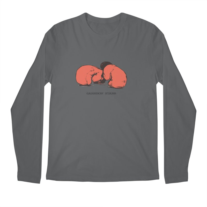 Amateur Gloves Men's Longsleeve T-Shirt by Garrison Starr's Artist Shop
