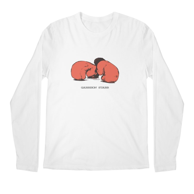 Amateur Gloves Men's Longsleeve T-Shirt by Garrison Starr's Artist Shop