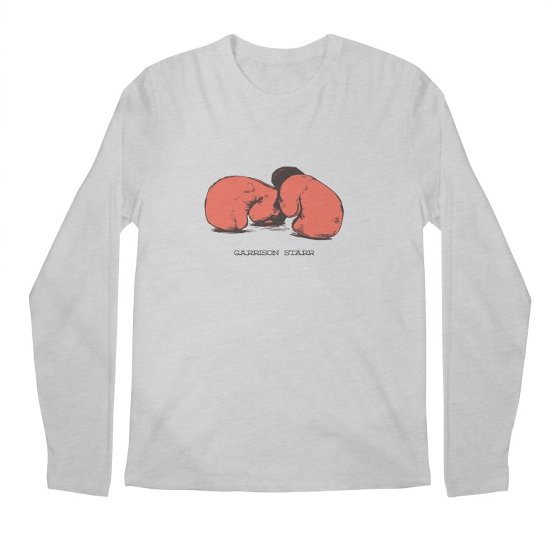 Amateur Gloves Men's Regular Longsleeve T-Shirt by Garrison Starr's Artist Shop