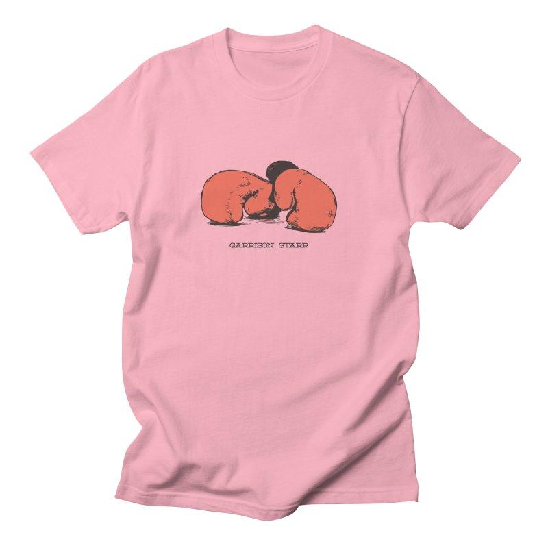 Amateur Gloves Men's Regular T-Shirt by Garrison Starr's Artist Shop