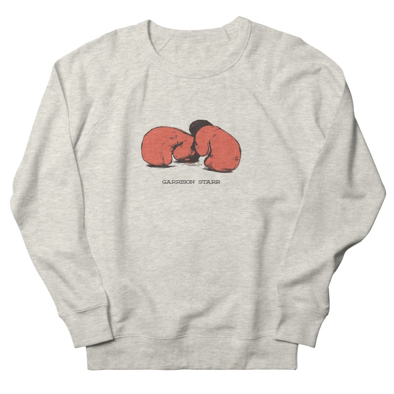 Amateur Gloves Women's Sweatshirt by Garrison Starr's Artist Shop