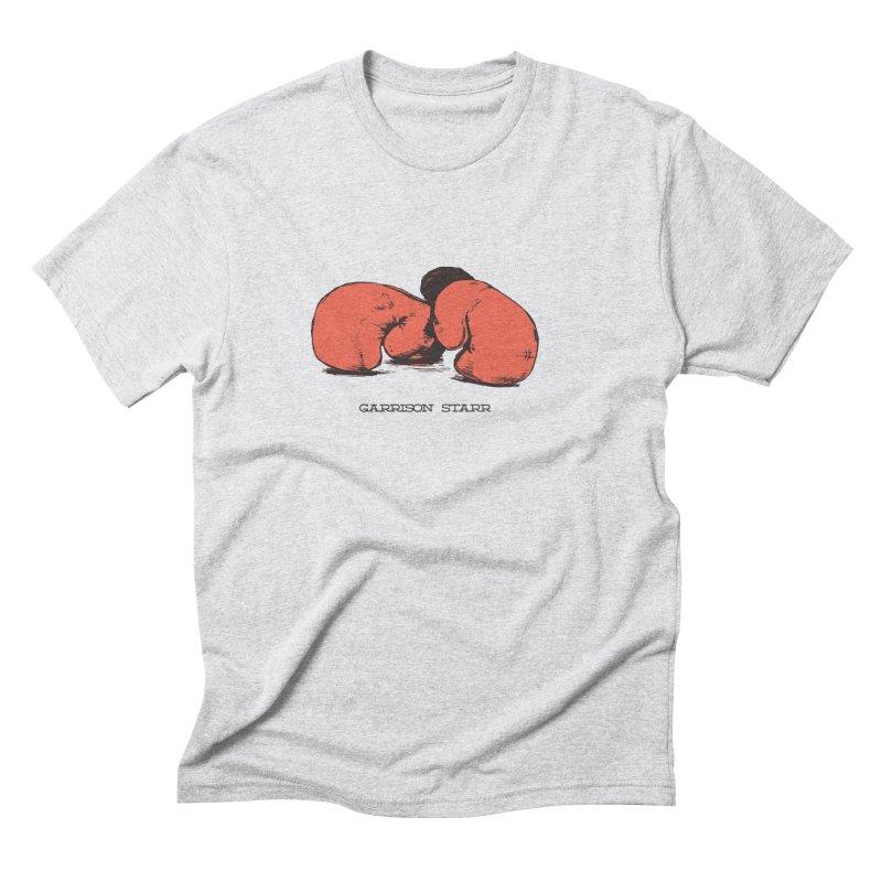 Amateur Gloves Men's Triblend T-Shirt by Garrison Starr's Artist Shop