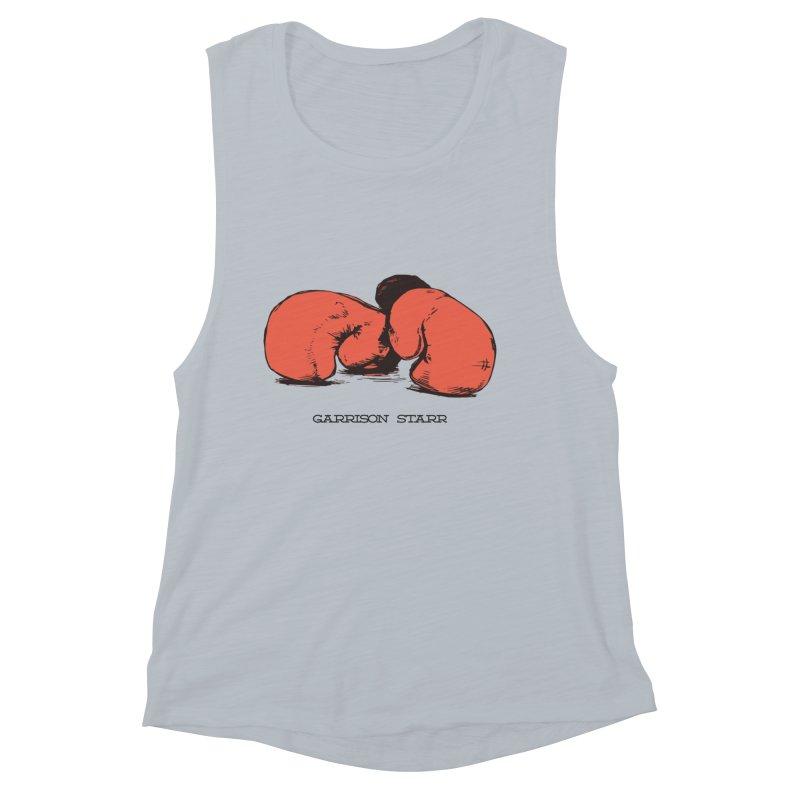 Amateur Gloves Women's Muscle Tank by Garrison Starr's Artist Shop