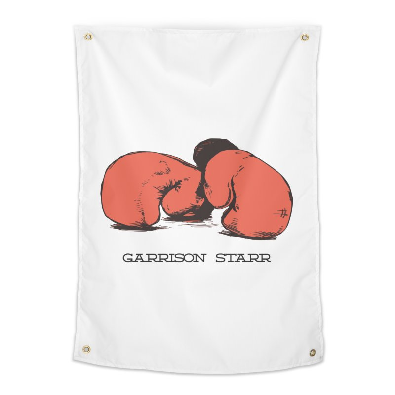Amateur Gloves Home Tapestry by Garrison Starr's Artist Shop