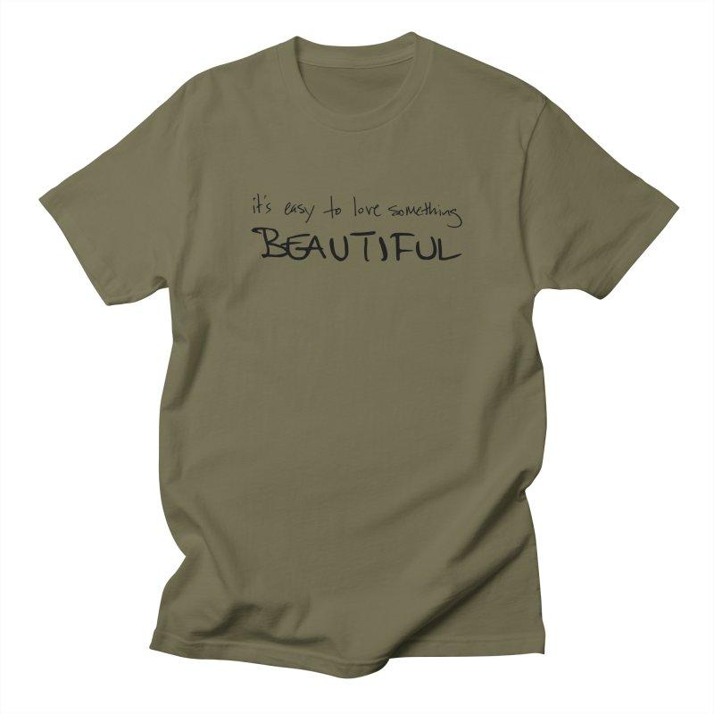 Hollow Lyric - Black Women's Regular Unisex T-Shirt by Garrison Starr's Artist Shop