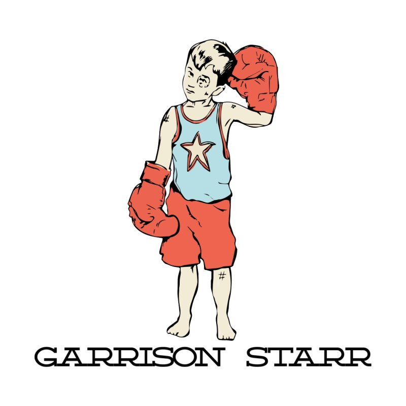 Amateur Boy - Color Men's Tank by Garrison Starr's Artist Shop