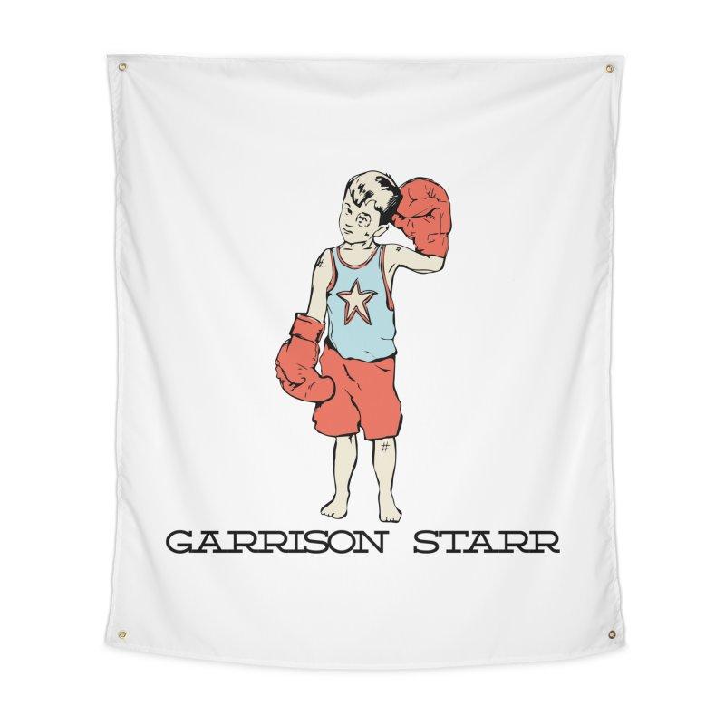 Amateur Boy - Color Home Tapestry by Garrison Starr's Artist Shop