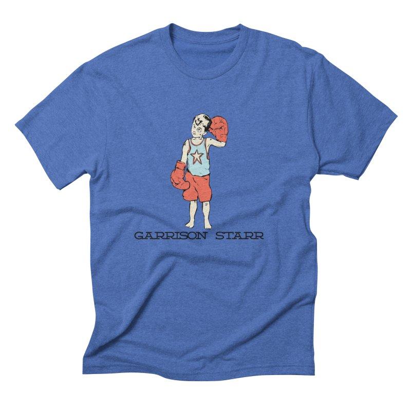 Amateur Boy - Color Men's T-Shirt by Garrison Starr's Artist Shop