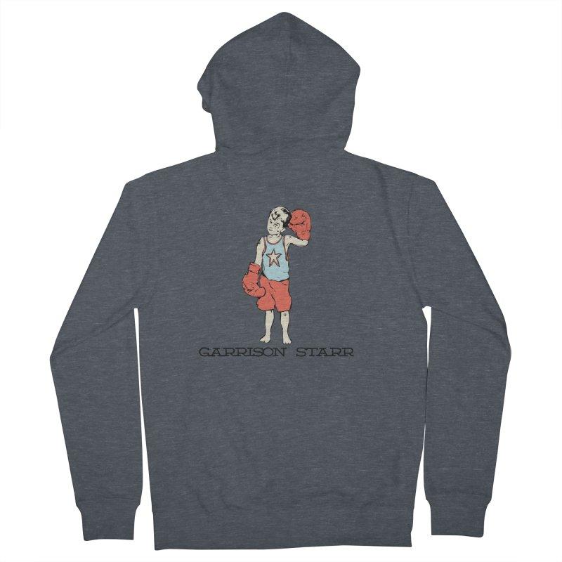 Amateur Boy - Color Women's Zip-Up Hoody by Garrison Starr's Artist Shop