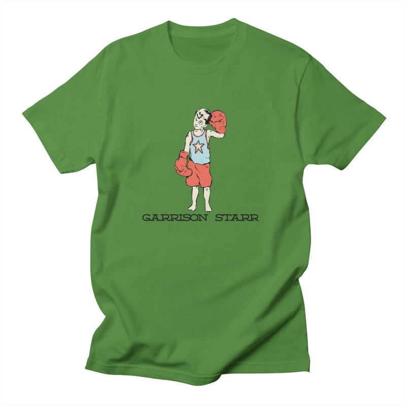 Amateur Boy - Color Women's Regular Unisex T-Shirt by Garrison Starr's Artist Shop