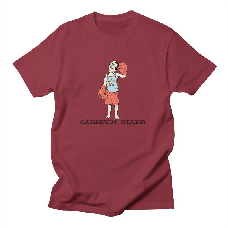 Amateur Boy - Color Women's Unisex T-Shirt by Garrison Starr's Artist Shop