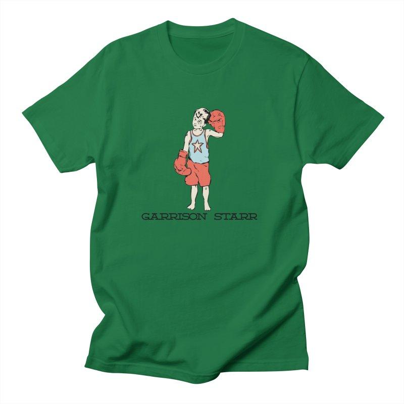 Amateur Boy - Color Women's Regular Unisex T-Shirt by Garrison Starr's Artist Shop