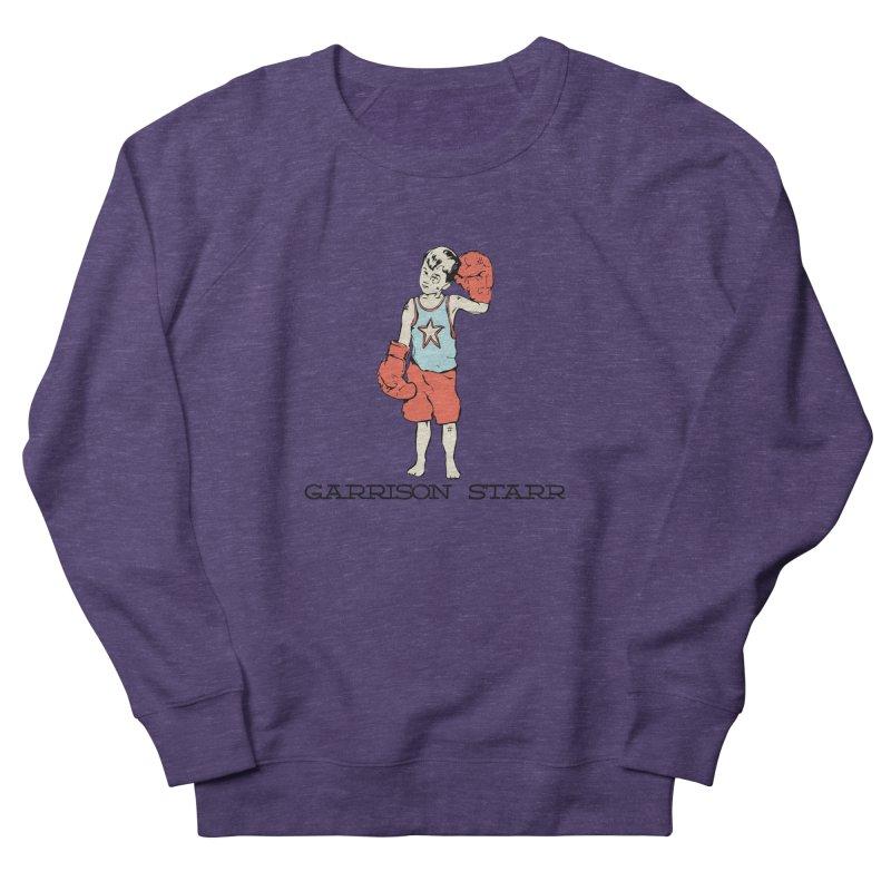 Amateur Boy - Color Men's French Terry Sweatshirt by Garrison Starr's Artist Shop