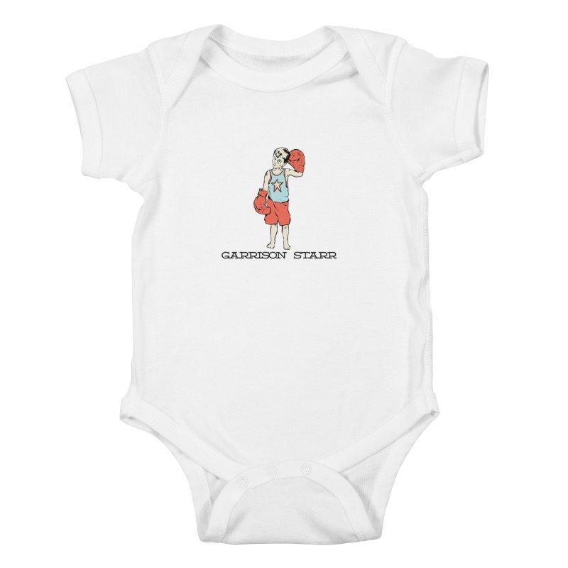 Amateur Boy - Color Kids Baby Bodysuit by Garrison Starr's Artist Shop