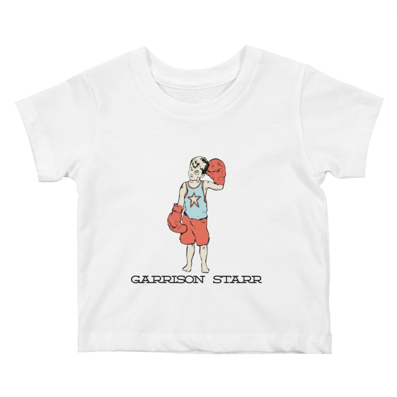 Amateur Boy - Color Kids Baby T-Shirt by Garrison Starr's Artist Shop