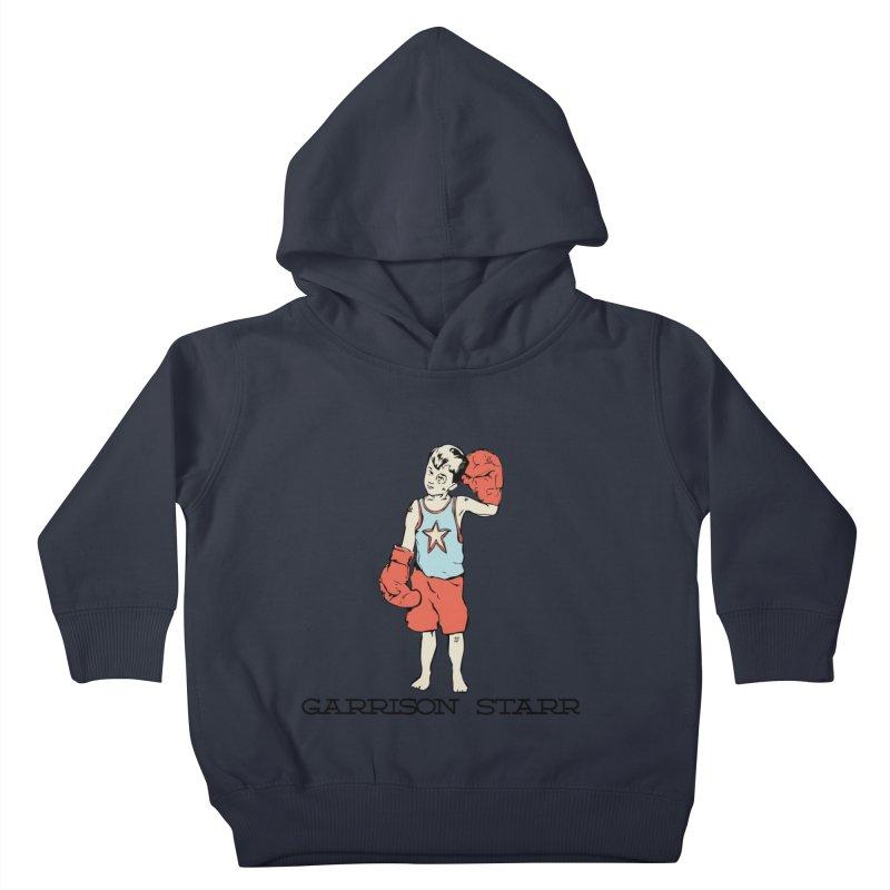 Amateur Boy - Color Kids Toddler Pullover Hoody by Garrison Starr's Artist Shop